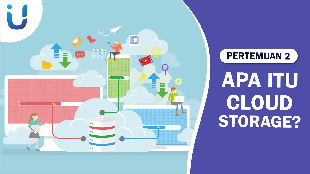 2] Apa itu Cloud Storage? - YouTube