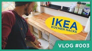 IKEA DIY Hacks für die Küche 🤩 - VLOG #003