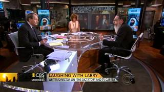 """Larry Charles On New Comedy, """"The Dictator"""""""