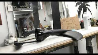 Carbon Fiber Efoil, Wings, PART 13