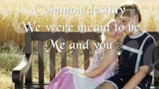 Me and You - Kenny Chesney lyrics