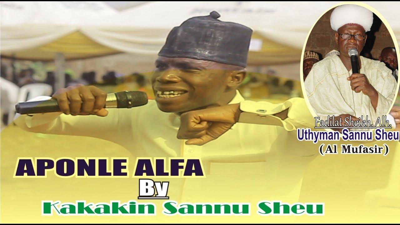 Download SANNU SHEU SON KAKAKIN /APONLE ALFA  IS AN INSTRENTING MOVIC