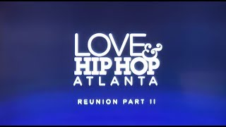 #LHHATL  'Review'  LOVE & HIP-HOP ATLANTA - S7 REUNION PART TWO