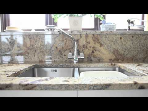 Granite Worktops and Counter Tops in Kitchens