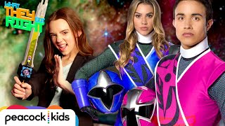 Power Rangers Used To Be Able To Swap Colors? | WHAT THEY GOT RIGHT