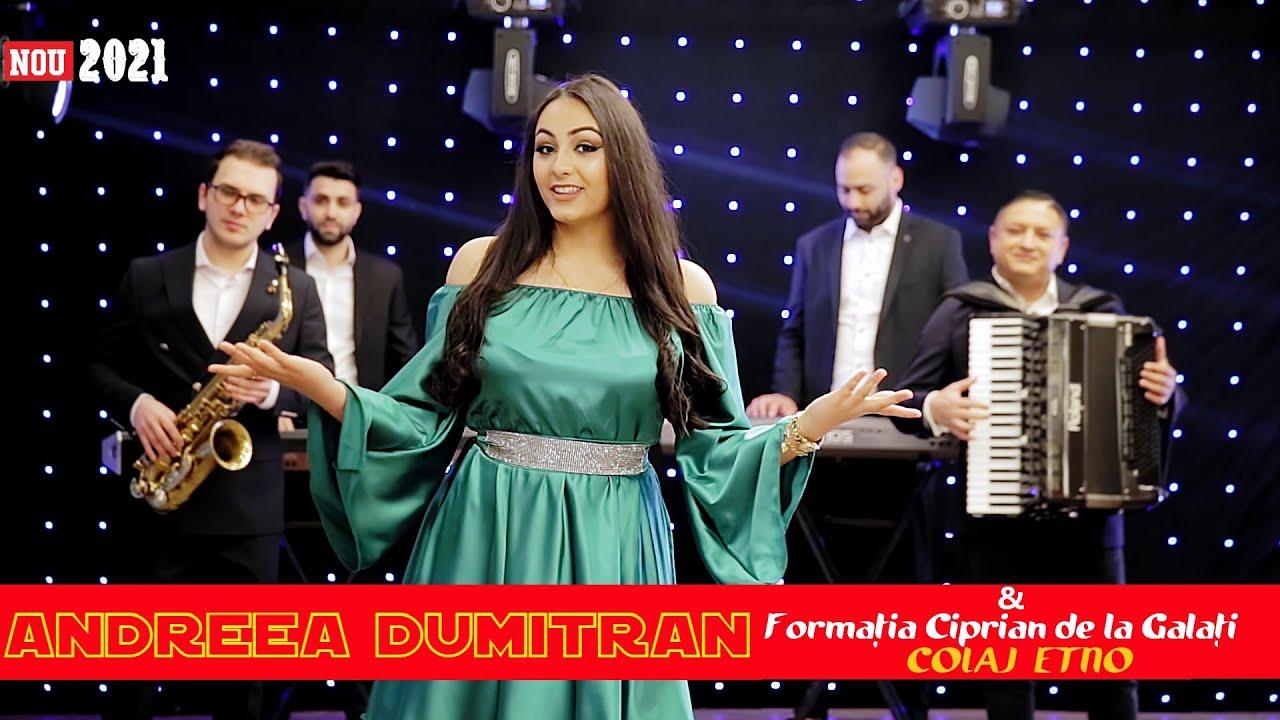 Download Andreea Dumitran - Colaj Etno  2021❌ NOU ❌(COVER)❌