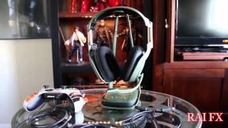 Halo Edition Astro A50 Wireless 5.8 Ghz Headset Review and Setup