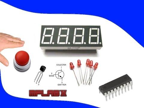 Тахометр из калькулятора165