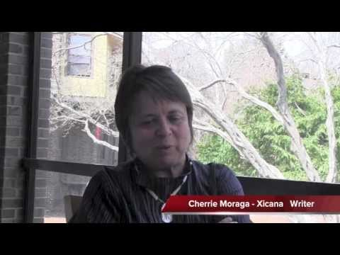 Cherrie Moraga Talks About Identity