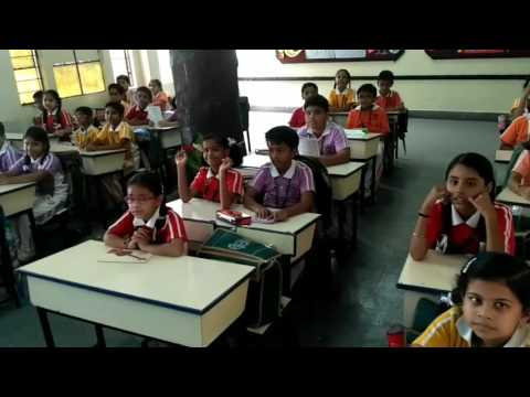 Song learning session class 3C DPS NEELBAD