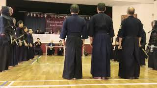 45th Vietnam - Japan Anniversary Kendo Tournament - Final Match - ...