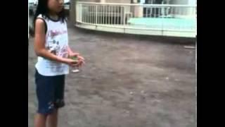 驚愕!公園で見かけた神過ぎる小学生。