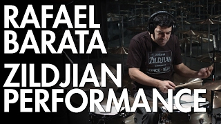 Zildjian A Avedis Performance - Rafael Barata