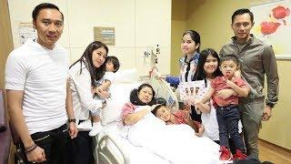 Ani Yudhoyono Sakit Kanker Darah, SBY Puji Ketegaran Sang Istri