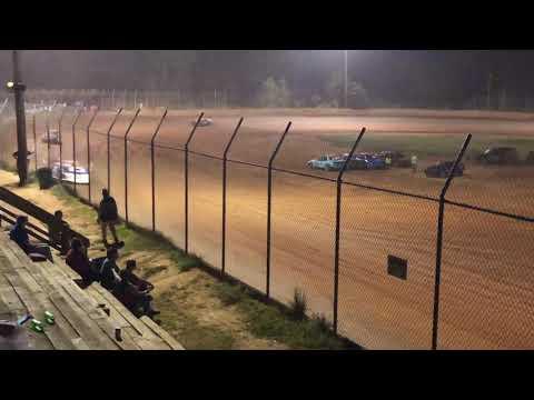7/20/19 Stock 4 Harris Speedway