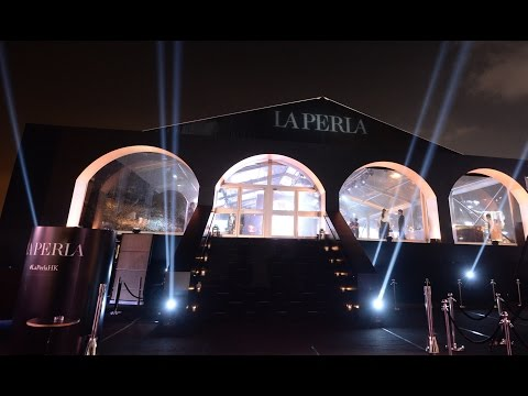 The Grand Opening event of the La Perla Boutique in Hong Kong