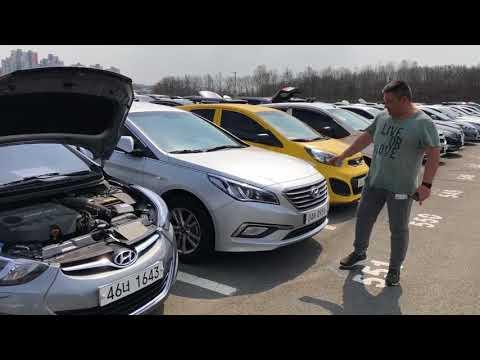 Сколько стоит Kia K5 и Hyundai Sonata LF в Южной Корее ответы на вопросы