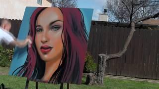 PSYTE - Los Angeles Graffiti Artist - GRAFF INC