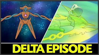 Catching Rayquaza & Deoxys in Omega Ruby & Alpha Sapphire (Delta Episode Finale Skypillar Cutscenes)