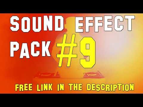 Well Sound Effects Pack # 9 - 2018 Sfx Radio - Original SFX, Vocals, Reggae, Best of