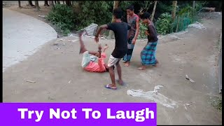 New Funny Video 2018😜Try Not To Laugh😌Prince Rony The Gypsy Boy😎😎😎