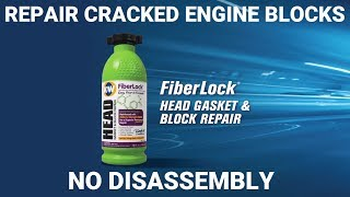 Repairing Cracked Engine Blocks Without Disassembly | Know Your Parts