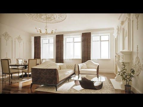 livingroom design Modeling Tutorial in 3ds max + corona render