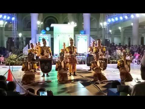 Musik patrol sapu jagad juara 1 @masjid agung surabaya