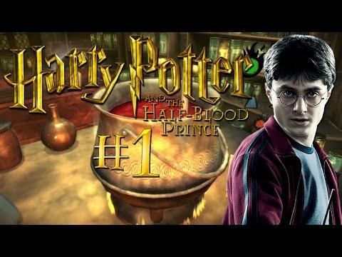 Гарри Поттер и Принц-Полукровка - Прохождение #1