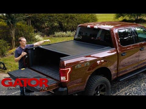 Gator Recoil Retractable Tonneau Cover Product Review