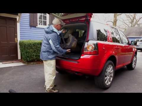 Real Live Test Drive Land Rover LR2