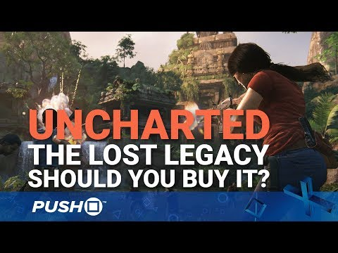 Uncharted: The Lost Legacy PS4: Should You Buy It? | PlayStation 4 | New PS4 Gameplay Footage