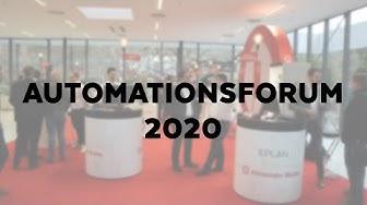 Das Automationsforum 2020 in Baden-Baden