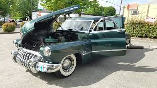 1950 Buick Super Riviera Sedan Dynaflow Model 52