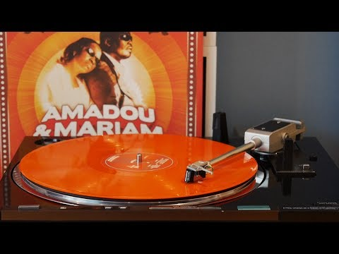 Amadou & Mariam - from Dimanche À Bamako (vinyl: SAE 1000E, Sony PS-X600, Graham Slee Era Gold V)