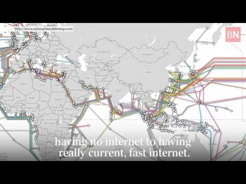 Why Australia's internet is so slow