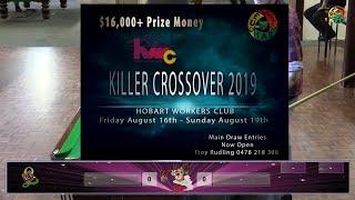 Killer Crossover Launceston Satellite 2019