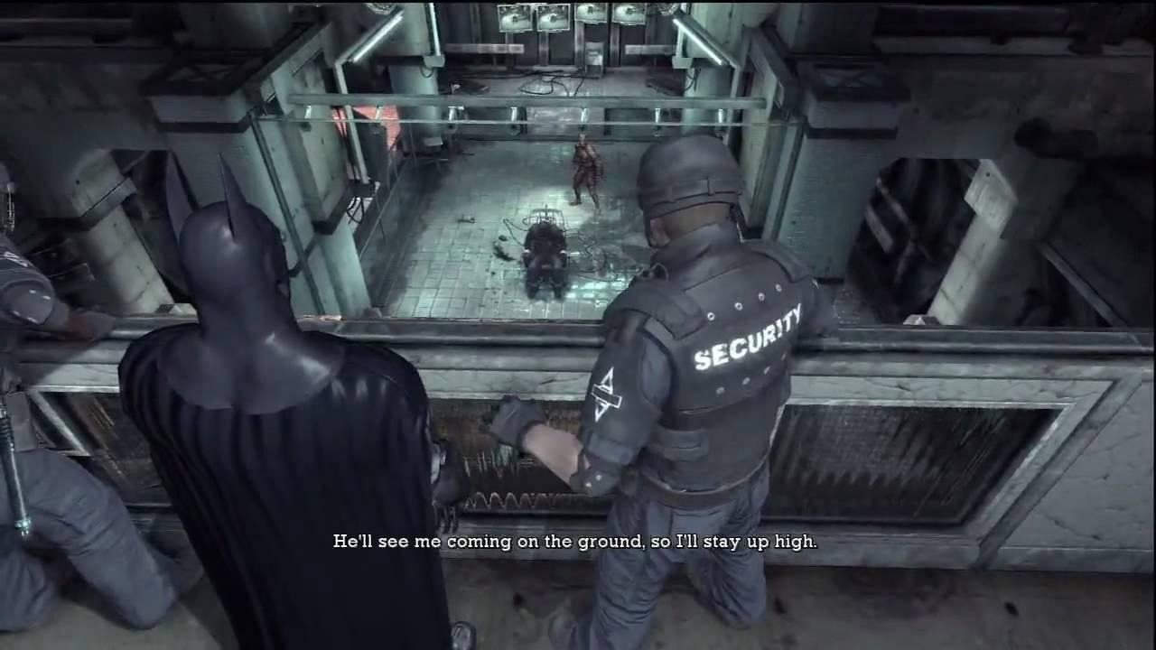 XBox 360 Longplay  004  Batman  Arkham Asylum (part 1 of 8) - YouTube 371551d0676