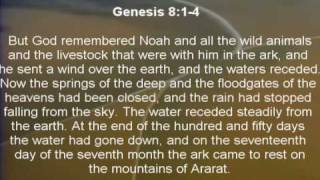Archaeology and Genesis part II -The Flood