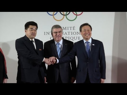 COI avala que las dos Coreas desfilen juntas en Olímpicos