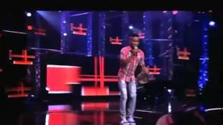 Sonke Mazibuko singing Zonke
