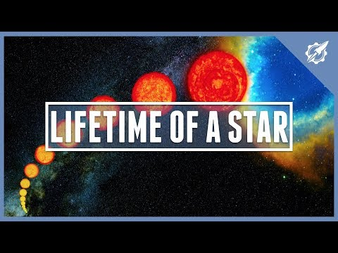 The Lifetime Of A Star | Astronomic