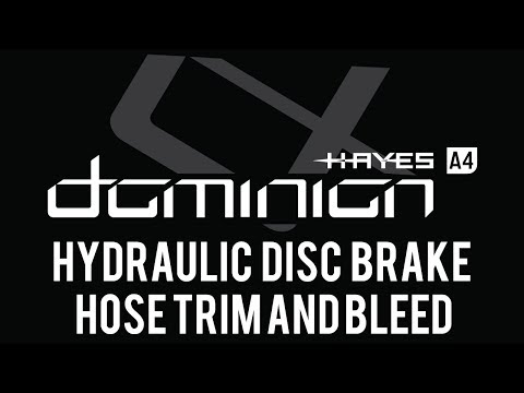 Support | Hayes Disc Brake