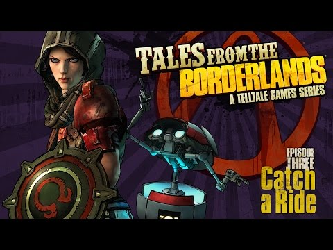 Tales From The Borderlands Episode 3 Intro/credit Song (Pieces Of The People We Love)