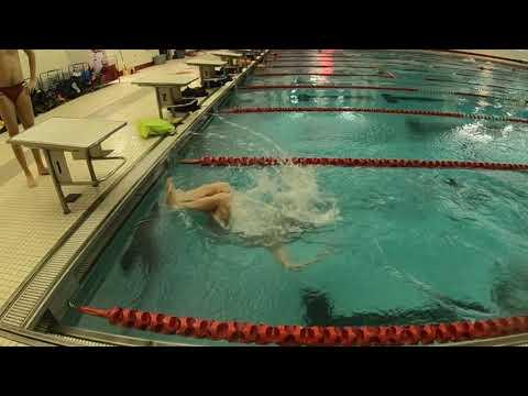 Alex Borisov Turn 2 Backstroke