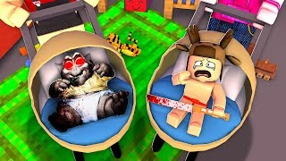 A ROBLOX DAYCARE STORY... (BAD ENDING)