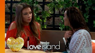 FIRST LOOK: Rosie and Zara Face Off   Love Island 2018