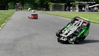 rc 1 5 fg racetruck renntruck crash unfall