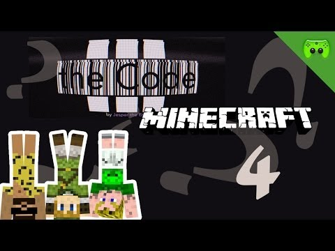 MINECRAFT Adventure Map # 4 - The Code Version 3 «» Let's Play Minecraft Together | HD