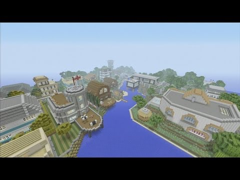 Minecraft xbox Epic Structures: Malibu Heights